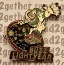 Disney Pin Toy Story Buzz Lightyear Red Car