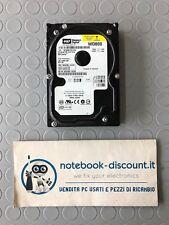 "HDD Western Digital 80gb IDE PATA 3,5"" WD800BB-00JHCO Caviar Hard Disk TESTED"