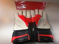 Puma Goalkeeper Gloves evoPOWER Grip 1 Puma Black/Red Blast/Puma White Size 10.5