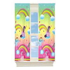 Room Darkening Window Curtain Panels for Kids Room