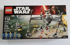 Lego 75142 Star Wars Homing Spider Droid 75142 Factory Sealed