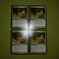 Enlisted Wurm x4 Planechase 2012 4x Playset Magic the Gathering MTG