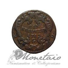 (Monetaio) Austia Franz I 1 Kreuzer 1763 G Maria Theresia KM# 2007