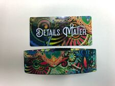 Zox Strap - DETAILS MATTER #915 Limited Edition, New, Never Worn, WHITE STAR