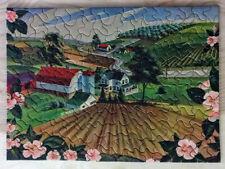 Vintage Tuco Picture Puzzle - Farmland Fantasy - complete
