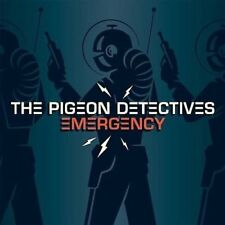 The Pigeon Detectives - Emergency New Cd