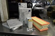 OEM GENUINE MERCEDES BENZ 07-10 CL W216 CL550 AIR CABIN & OIL FILTER KIT 8 CYL
