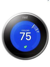 Nest T3007ES Learning Thermostat, 3rd generation -New!