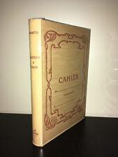 Colette CLAUDINE A PARIS Club du Livre du mois 1954 EX HC TBE RELIURE LUXE CA09B