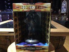 Doctor Who Cybrman Diecast Figure