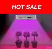 600/1000/1200W LED Grow Light Full Spectrum Veg Flower Indoor Medical Plant Lamp