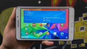 "Samsung Galaxy Tab 4 16GB - 7 "" 8 "" 10.1 "" Tablette Android - Wi-Fi Débloqué"