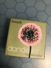 Benefit Dandelion Blush Full Size  100% authentic and brand new