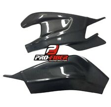 12-16 CARBON SWINGARM SWING ARM COVERS PROTECTORS BMW S1000RR HP4 2012-2016