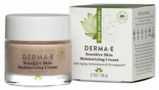 Derma E Sensitive Skin Moisturizing Cream with Anti-Aging Antioxidants 2oz/56g