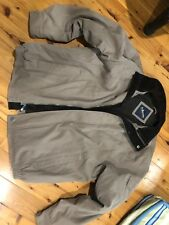 ROUNDTREE & YORKE Outdoors Men's Casual Flight Jacket Coat Large Khaki