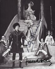 Franco Corelli & Birgit Nilsson signed Metropolitan Opera House signed photo