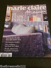 FRENCH MARIE CLAIRE MAISON - MORE SPACE - FEB 2010