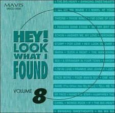 NEW Hey! Look What I Found, Vol.8 (Audio CD)