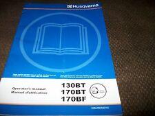 chainsawsnparts ebay stores rh ebay com Husqvarna YTH 2448 Parts Manual Husqvarna 125B Repair Manual