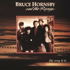 Bruce Hornsby & The Range The Way It Is  / RCA RECORDS CD 1986