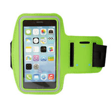 """Newest Sports Running Jogging Gym Armband Case for 5.5"""" iPhone 6s 6 plus Green"""