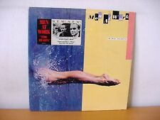 """MEN AT WORK """"Two Hearts"""" Original STILL SEALED LP from 1985 (COLUMBIA FC 40078)"""