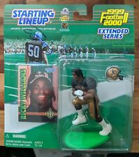 AUTOGRAPHED!  Ricky Wiliams Starting Lineup 1999 New Orleans Saints