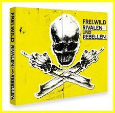 """Frei.wild """"rivalen und rebellen"""" 2CD NEU Album 2018"""