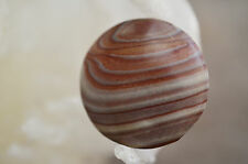 Mexican Hickoryite Free Form Cabochon 14.1 grams 36.01 X 36.37 X 7.63MM