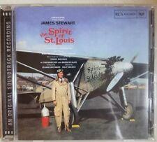 Spirit Of St. Louis Soundtrack CD **BRAND NEW/STILL SEALED** - RARE. RCA Hayward
