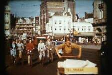 16MM FILM - AMSTERDAM - 1940s - KODACHROME - SOUND