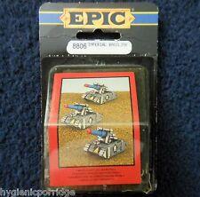 1991 Epic Guardia Imperiale BASILISCO a trazione autonoma PISTOLA CITTADELLA 6mm 40k ARMATA Nuovo di zecca con scatola GW