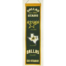 Dallas Stars Heritage NHL Banner 8 X 32