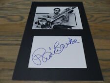RAVI SHANKAR signed autograph 8x12 inch matted InPerson in Germany LOOK