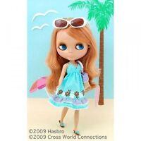Takara Tomy Blythe Shop Limited Sunshine Holiday Doll NEW Japan EMS
