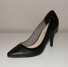 Laura Scott Pumps Gr. 37 schwarz Damen Schuhe