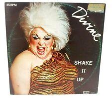 "Divine - Shake It Up 12"" Maxi Single (Dutch Import) 308313   (1983)."
