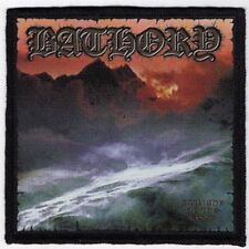 BATHORY PATCH / SPEED-THRASH-BLACK-DEATH METAL