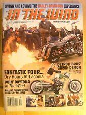 Easyriders In The Wind Magazine December 2005 Laconia Daytona Biker Women