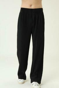 2020 new Issey Miyake men's pleated ypants