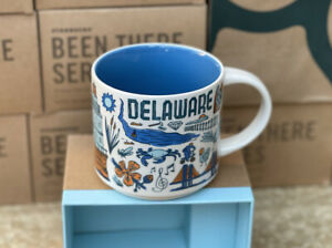 STARBUCKS BEEN THERE SERIES DELAWARE - *NEW RELEASE* collection
