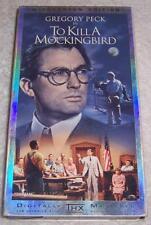 To Kill a Mockingbird (Widescreen) Vhs Video Gregory Peck