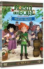 Robin des bois malice a sherwood Piège au village DVD NEUF SOUS BLISTER
