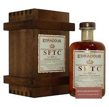 Edradour 13 Jahre Chardonnay Cask Single Malt Whisky 52,0% vol. 0,5 Liter