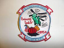 b5551 Vietnam USMC Evacuation 1975 Embassy Snatch HMM 165 white R7E