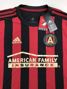 Adidas Official MLS Atlanta United FC Soccer Jersey Size Medium