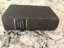 Guide Through Ireland 1838 by James Fraser, 9 Engravings, Hardcover, 1st Edition