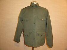 Men's Vtg 1950s Olive DAY'S RANGER GABCORD Outdoor Field Hunting Jacket Sz-L
