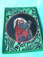 Grateful Dead Blues For Allah 2.5 x 3.5 Inch Embroidered Iron On Patch